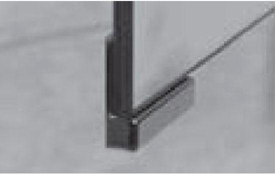puris zubeh r griffblock f r spiegelschrankt r pz1125 chrom x x cm prokira k che bad mehr. Black Bedroom Furniture Sets. Home Design Ideas