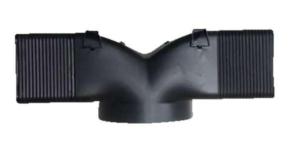 PROKIRA®Universal Umluftweiche für Dunstabzugshauben Ø 150 mm Anschluss
