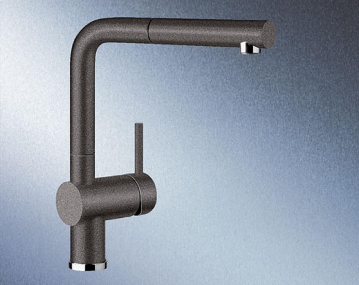 Blanco Wasserhahn Schwarz Silgranit Wasserhahn Kuche Badezimmer With  Wasserhahn Blanco.