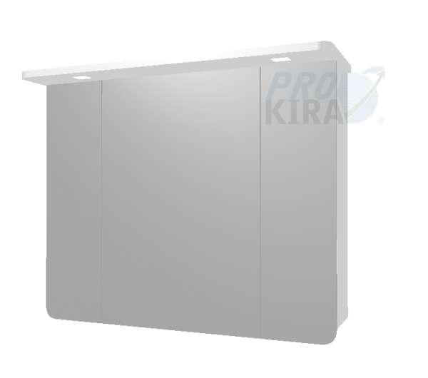 PELIPAL Solitaire 6005 Spiegelschrank AG-SPS 03 | ProKIRA - Küche ...