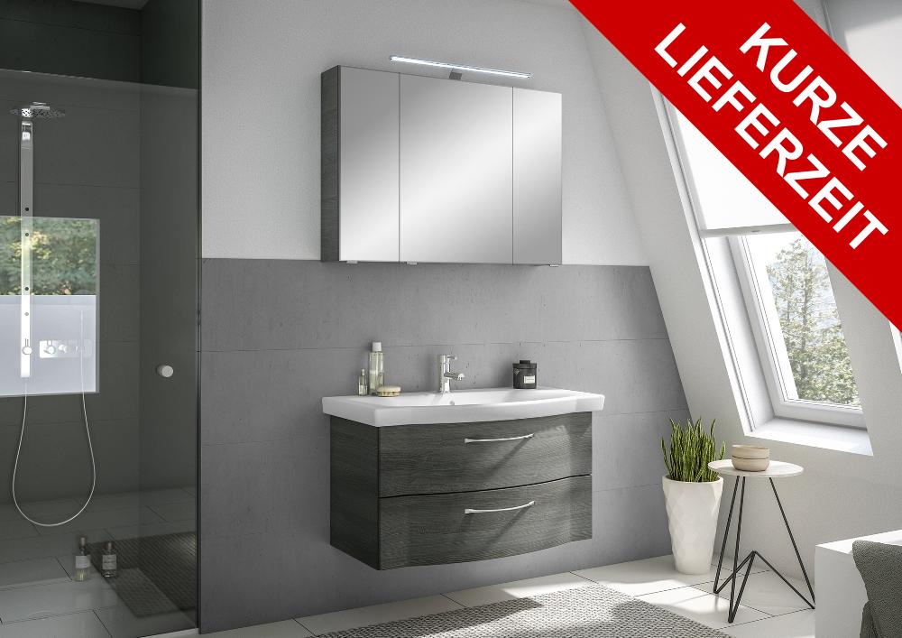 Pelipal Balto Sprint Bad Mobel 3er Set Spiegelschrank Waschtisch Unterschrank Ebay